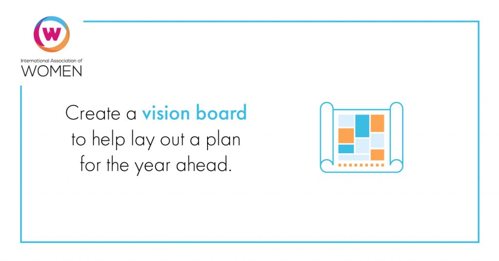 Vision Board Tip