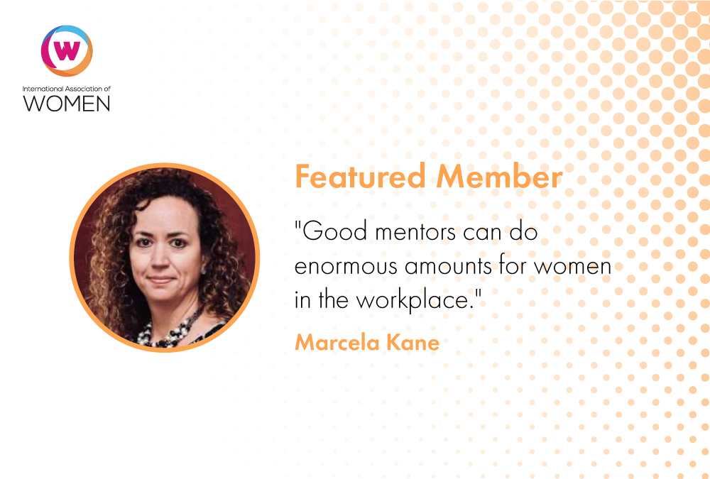 Featured Member Marcela Kane Understands the Value Of Workplace Diversity