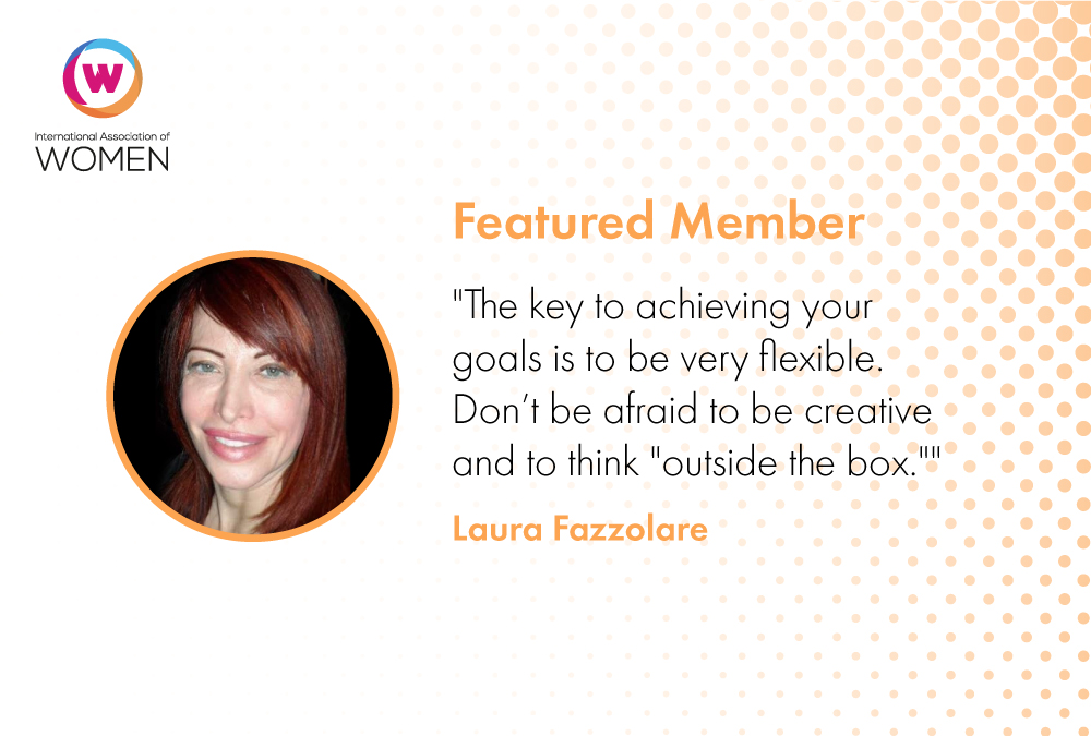 Featured Member: Laura Fazzolare On Finding Success