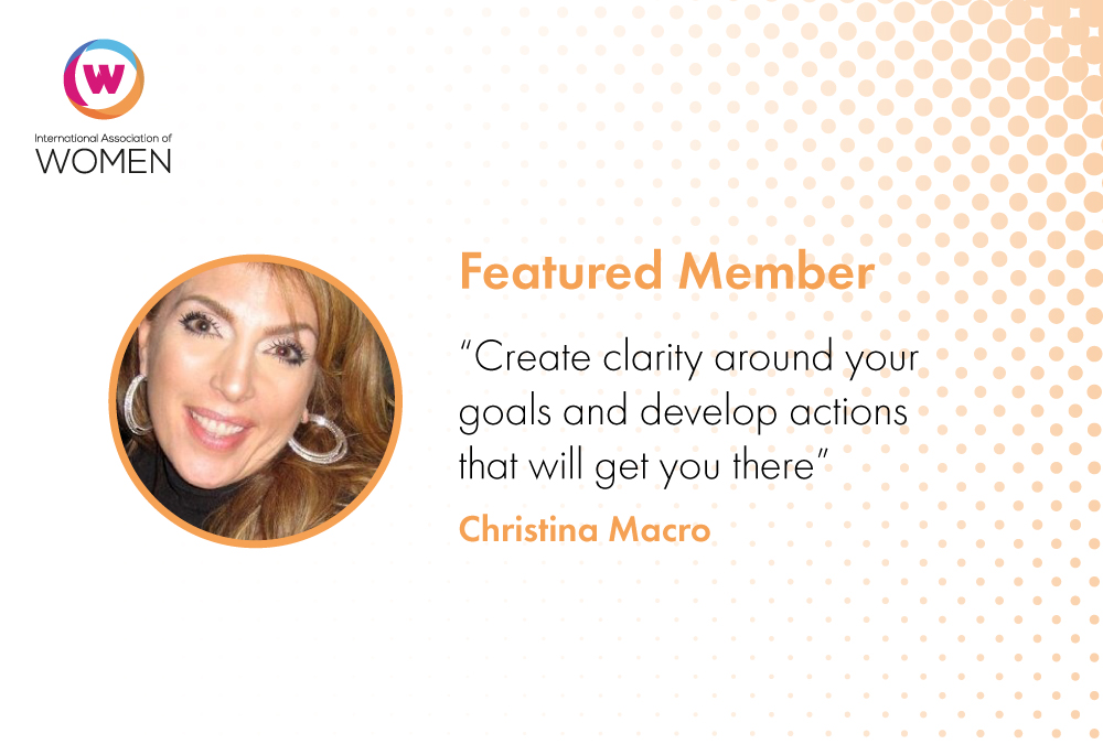Featured Member: Christina Macro Overcame Her Fear of Failure
