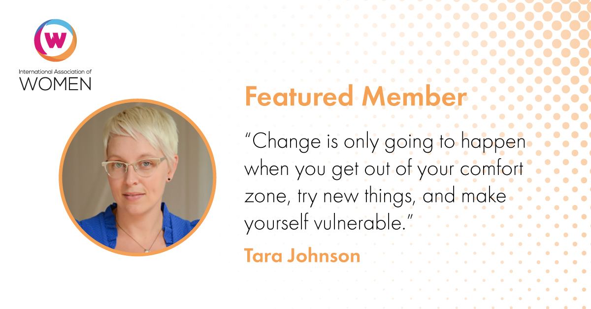 Featured Member: Tara Johnson Shares How She Built a Successful Business