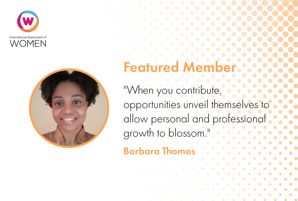 Featured Member: Barbara Thomas Shares How Life Experiences Shaped Her Career