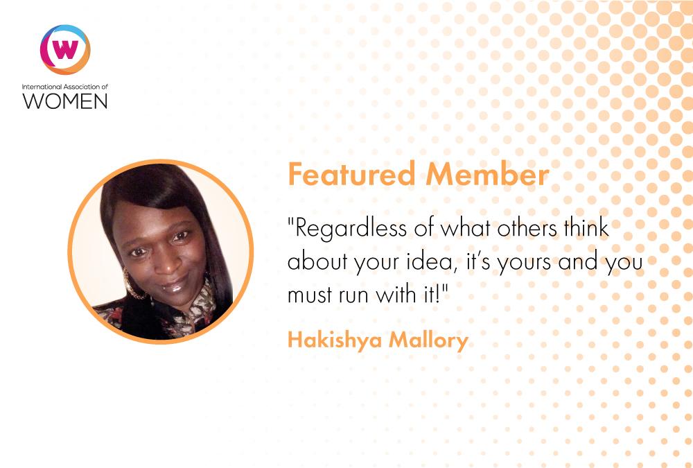 Featured Member: Hakishya Mallory