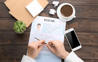 resume-writing-women