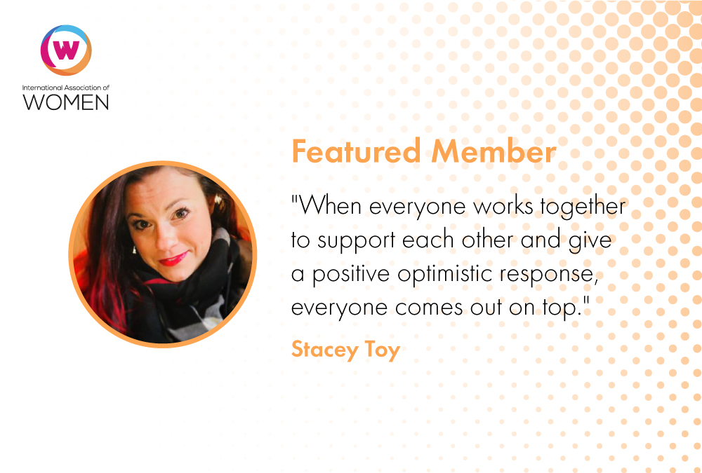 Featured Member: Stacey Toy