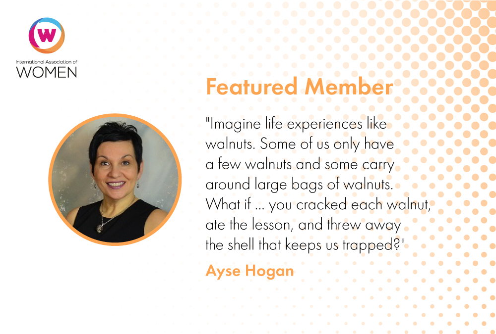 Featured Member: Ayse Hogan is Helping Women Help Themselves