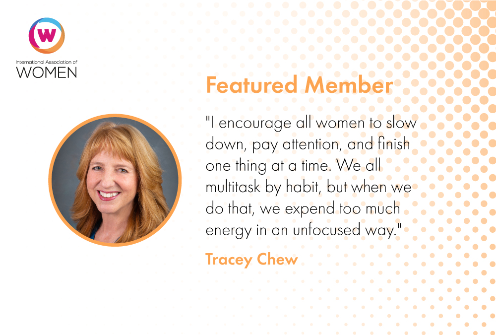 Featured Member: Tracey Chew Helps Women Create a Life They Love