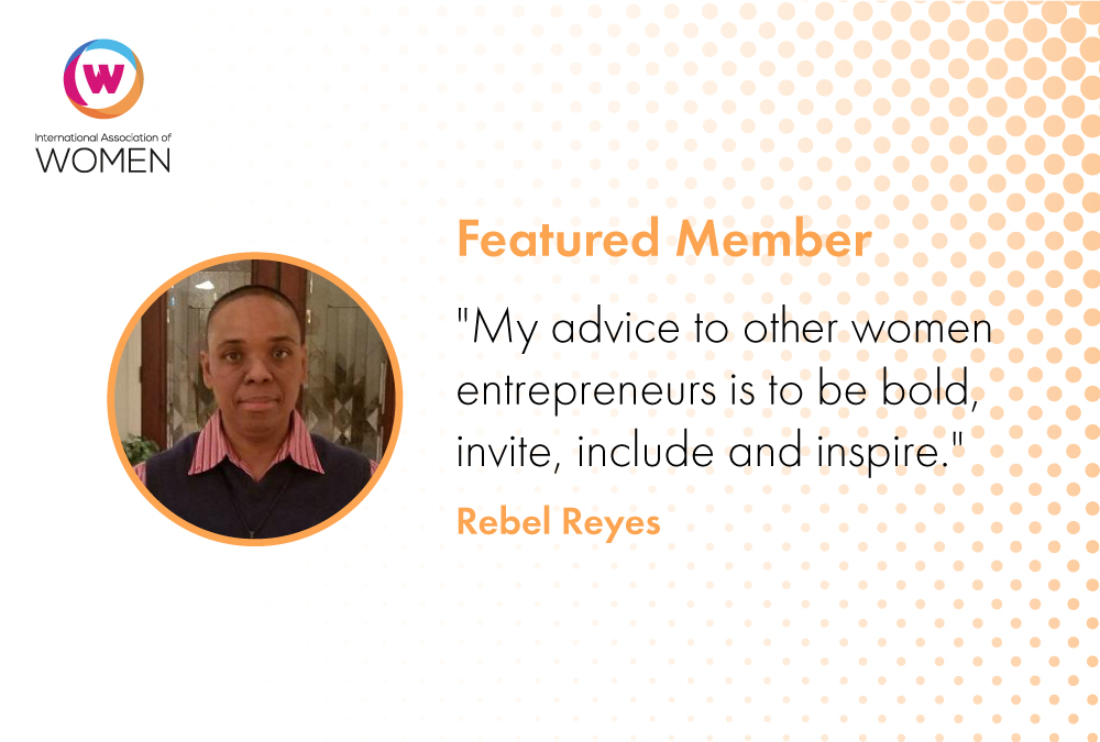 Featured Member: Rebel Reyes Identified a Gap in Her City and Created a Company To Fill It
