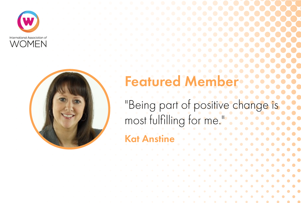 Featured Member: Kat Anstine Uses Her Expertise to Help Others Thrive