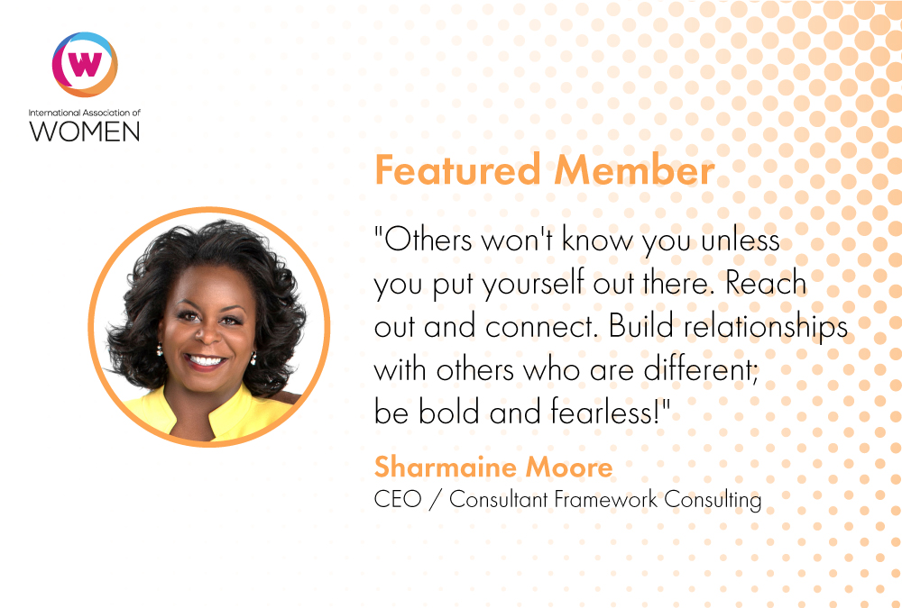 Featured Member: Sharmaine Moore is Helping Her Clients Overcome Obstacles and Find Success