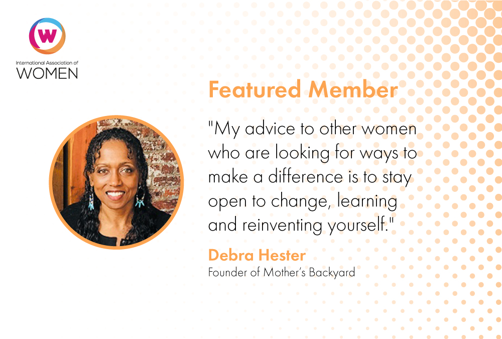 Featured Member: Debra Hester Uses Her Skills as an Educational Consultant to Help People Through Their Struggles With Grief and Loss